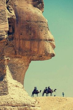 The Sphinx, Cairo, Egypt. I have always wanted to go to Egypt and I do want to see this masterpiece before it disappears. Travel and Photography from around the world. Places Around The World, Oh The Places You'll Go, Travel Around The World, Places To Travel, Places To Visit, Around The Worlds, Wonderful Places, Beautiful Places, Amazing Places