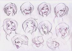Character drawing, art sketches, drawing expressions, facial expressions, s Character Design Cartoon, Character Sketches, Character Design References, Character Drawing, Cartoon Drawings, Drawing Sketches, Art Drawings, Drawing Art, Sketch Inspiration