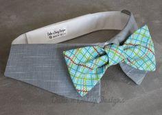 http://www.etsy.com/listing/155779941/dog-bow-tie-collar-aqua-plaid-bow-tie