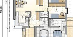 Proiect de casa parter SHC 151 - Smart Home Concept Smart Home, Concept, Cots, Smart House