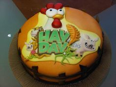Hay day cakes