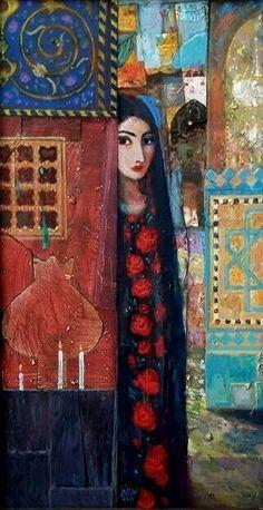 Ali altagir Iraqi artist