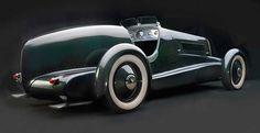 1934 Edsel Fords Special Speedster