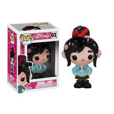 Funko POP Disney: Wreck It Ralph Vaneloppe Vinyl Figure http://popvinyl.net #funko #funkopop #popvinyl