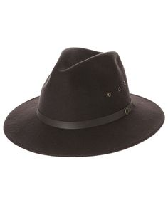 FALLENBROKENSTREET THE RATATAT HAT - CHOCOLATE  hats  Autumn  Style  T3   Woman 582762b752a3