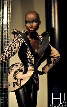 African Dolls, African American Dolls, Afro, Beautiful Barbie Dolls, Pretty Dolls, Fashion Royalty Dolls, Fashion Dolls, Diva Dolls, Dolls Dolls