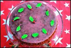 Tarta de vino: Te presento una tarta basada en un clásico colombiano, el Ponque Negro... La amiga Clau nos trae esta versión muy particular y llena de...