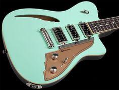 Caribou: Duesenberg Guitars