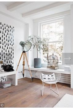 Either If You Prefer Minimalist, Vintage Or Romantic Style, White Is Always  A Good Choice To Your Home Interior Décor! Here You Have The Perfect White  ...