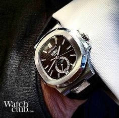 Not sure if Tom Ford wears a Patek, but if he did...