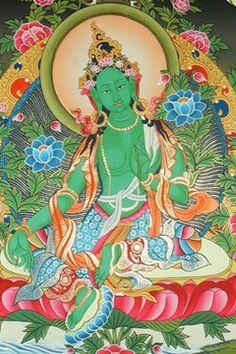 Green tara pinterest green tara buddhist art and religious art green tara fandeluxe Images