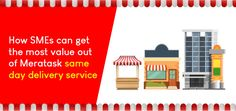 How SMEs can get the most value out of Meratask same day delivery service Same Day Delivery Service, Gps Tracking, Perfect Sense, Supply Chain, Customer Experience, Peace Of Mind, Competition, Knowledge