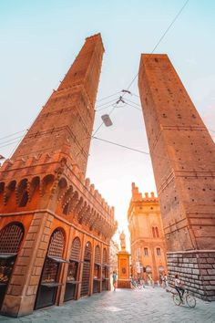 Best Places In Italy, Cities In Italy, Regions Of Italy, Places To See, Safari, Renaissance Architecture, Bologna Italy, The Cloisters, Holiday Places