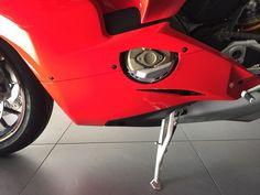 Ducati Panigale V4 Left engine protection #ducati #ducatipanigalev4 #aluminiumaccessories #madeinitaly #panigale