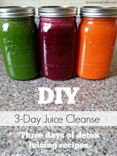 DIY Juice Cleanse Recipes