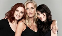 SHeDAISY...i was OBSESSED with them  when i was little