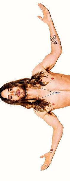 I never thought Jesus could be hot. Then Jared Leto came into the picture