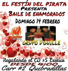 Baile de Enamorados @ Quebradillas #sondeaquipr #baileenamorados #elfestindelpirata #quebradillas