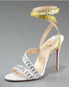 shoes to match my seamstress bracelet:D