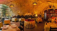 Bacchus Restaurant - fine dining in a great atmosphere