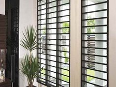 Home Window Grill Design, Iron Window Grill, Window Grill Design Modern, Balcony Grill Design, Grill Door Design, House Gate Design, Window Design, Iron Windows, House Windows
