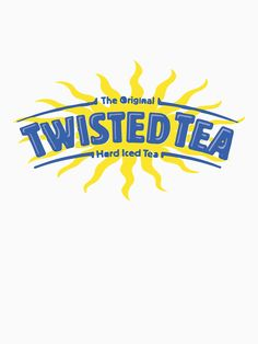 'Twisted Tea Drink' T-Shirt by Beer Table, Beer Pong Tables, Tea Tattoo, Rtic Cups, Twisted Tea, Tea Logo, Tiny Tattoos For Girls, Iphone Wallpaper Fall, Cooler Painting