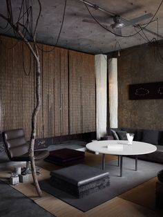 foorni.pl | Home Urban / Pfleiderer / laminat HPL / dekor beton szary