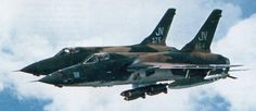 "Republic F-105 ,,Thunderchief"""