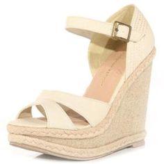 Stone split wedges - Heels - Shoes - Dorothy Perkins