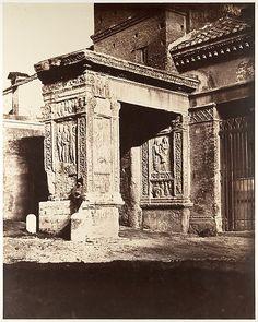 [Goldsmith's Gate, Rome] Artist: Unknown Date: 1860s