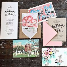It's not often you get the opportunity to purchase designs from someone you have admired in your field!  I have purchased a large selection of @allieruth.  I am so in love with her designs and excited I get to add them to our line going to NSS in two months.  #customdesigns #custominvitation #customstationery #nss2016 #2362 #ladiesofletterpress by invitingaffairspaperie