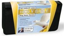The Complete Audio Holy Bible: King James Version