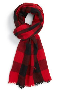 11 Best Mens Scarves for Winter 2015 / 2016 - Wool, Plaid, & Fair Isle Scarf 2016