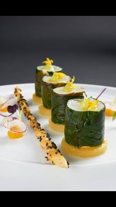@Restaurant Le Cinq - WOW!