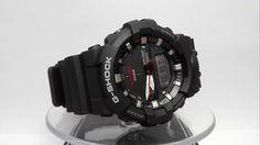 Casio G-Shock GA-800-1AER watch video 2017