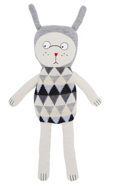 Pale Nulle Doll by Lucky Boy Sunday - Junior Edition www.junioredition.com
