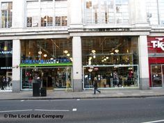 Urban Outfitters, high street kensington London.