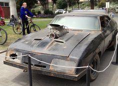 Mad Max 4 Fury Road Interceptor / XB Coupe