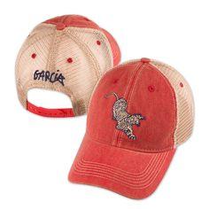 8a834d84a6e Jerry Garcia Tiger Mesh Snapback Hat Hat Shop