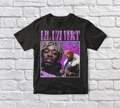 Swag Outfits, Tomboy Outfits, Fashion Outfits, Mens Tee Shirts, T Shirt, Teenage Girl Outfits, Lil Uzi Vert, Urban Outfits, Vintage Tees