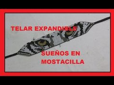 COMO HACER PULSERA TIGRE EN MOSTACILLA - YouTube Tear, Pendants, Make It Yourself, Youtube, Videos, How To Make, Diys, Beading, Craft