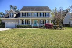 510 Wendover Court, Wilmington, NC 28411       MLS: 100007554     Bedrooms: 4     Baths: 2     Partial Baths: 1     SQ FT: 2960     Lot Size: .43     Style: Colonial     Garage: 2 Car     Heat Source: Electric     Schools: New Hanover (Elementary School: Ogden; Middle School: Noble; High School: Laney)