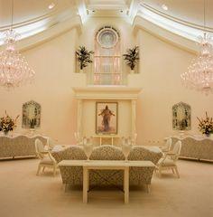 Las Vegas Nevada Temple Celestial Room
