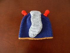 Geo Hat Team Umizoomi by MustLoveHats on Etsy, $25.00