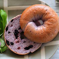 「ワイルドブルーベリーベーグル」あいりおー   お菓子・パンのレシピや作り方【cotta*コッタ】