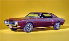 1968 Pontiac Firebird Coupe http://editorial.autos.msn.com/slideshow.aspx?cp-documentid=1182735# © General Motors LLC 2011