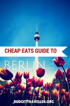 Burgers, Mexican, Margaritas, Vietnamese or some French classic cuisine- welcome to the cheap eats guide to Berlin. I've had a few requests for a cheap eats guide to Berlin so was v.happy when local entrepreneur, Paul kindly obliged to write this guide for the blog. Enjoy the guide and welcome your feedback