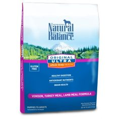 Ultra Whole Body Health Venison-Turkey-Lamb (different sizes available)