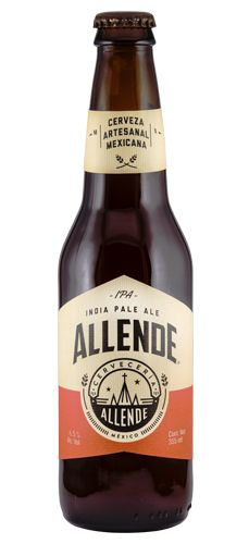 allende ipa - YES