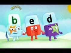 Great video for teaching sounds and blending sounds to read words.